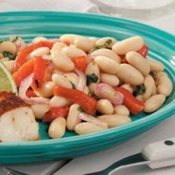 Photo of Cannellini Bean Salad by Alden Thornton