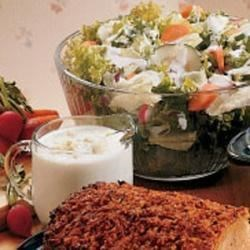 Photo of Low-Fat Blue Cheese Dressing by Tracey  Baysinger