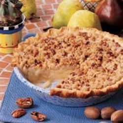 Photo of Ginger Pear Pie by Delilah  Stauffer