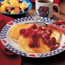 Photo of Overnight Pancakes by Lisa  Sammons