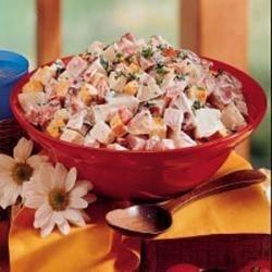 Photo of Ham 'n' Cheese Potato Salad by Tamara  Sellman