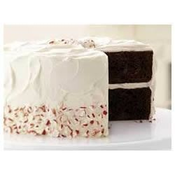 Photo of Chocolate-Candy Cane Cake by Kraft