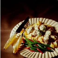 Carnation(R) Swedish Meatballs Recipe