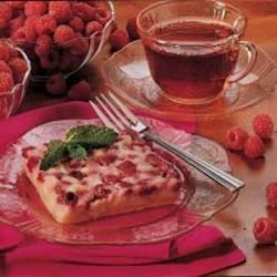 Photo of Raspberry Custard Kuchen by Virginia Arndt