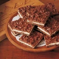 Photo of Deluxe Chocolate Marshmallow Bars by Esther  Shank