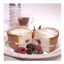 Photo of Stuffed French Toast With Fresh Berry Topping by Nestle® Carnation®