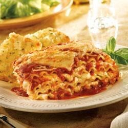 Scotto Cheese Lasagna Recipe
