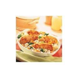 Photo of Skillet Garlic Chicken Dinner by Swanson®