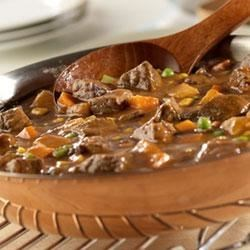 Shortcut Beef Stew Recipe