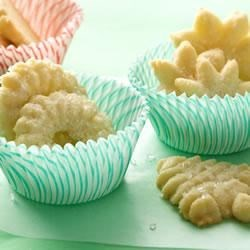 Easy Spritz Cookies (Cookie Mix) Recipe