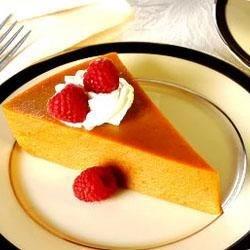 Lite 'n Easy Crustless Pumpkin Pie Recipe