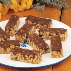 Photo of Peanutty Caramel Bars by Charlene  Bennett