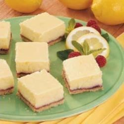 Photo of Lemon Cheesecake Squares by Peggy  Reddick