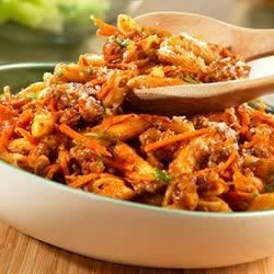 Penne Bolognese-Style Recipe