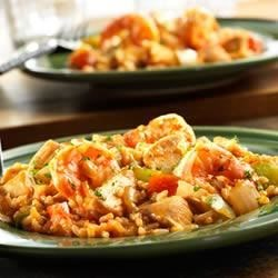 Photo of Chicken and Shrimp Jambalaya by Campbell's Kitchen