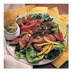 Photo of Southwestern Beef Salad by McCormick® & Company