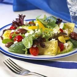 Photo of Greek Salad by Crisco® Olive Oil