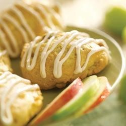 Spiced Apple Drop Cookies Recipe