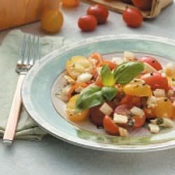 Photo of Tomato Feta Salad by Robert Golus