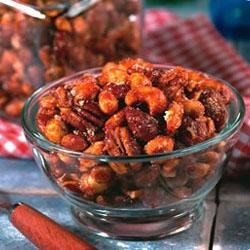 Photo of Candied Spiced Mixed Nuts by SMUCKER'S®