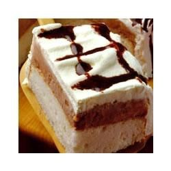 Photo of Easy Chocolate Ice Cream 'N' Cake by EAGLE BRAND®