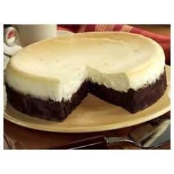 Photo of Brownie Bottom Cheesecake by BAKER'S Chocolate