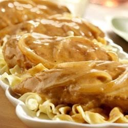 Campbell's Kitchen Easy Chicken Paprikash Recipe