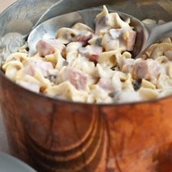 Campbell's(R) Pennsylvania Dutch Ham and Noodle Casserole Recipe