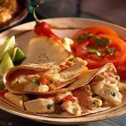 Photo of Southwest Chicken Quesadillas by Crisco® Olive Oil