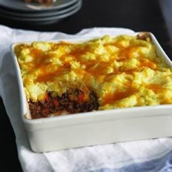 updated shepherds pie review by halee
