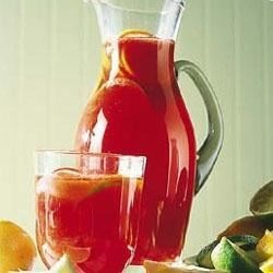 Photo of Mock Tea Sangria by Southern Living magazine