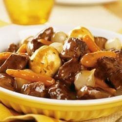 Campbell's(R) Beef Bourguignonne Recipe