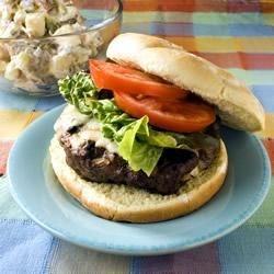 Cajun Burgers Recipe