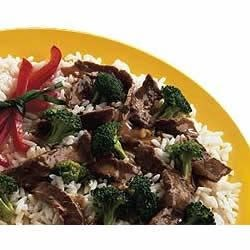 Photo of Beef and Broccoli by McCormick® Gourmet Collection®