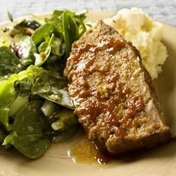 Pam's Brown Sugar Meatloaf Recipe