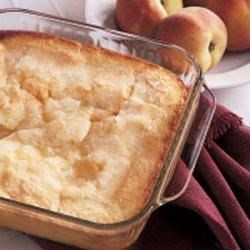 Photo of Peach Cobbler by Martha  Betten