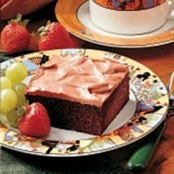 Photo of Devil's Food Sheet Cake by James  Crabb