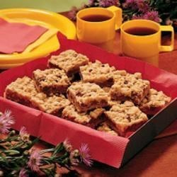 Photo of Caramel Nut Bars by Patricia Hills