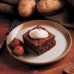 Photo of Idaho Potato Cake by LaRene Reed