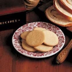 Photo of Crisp Sugar Cookies by Evelyn Poteet