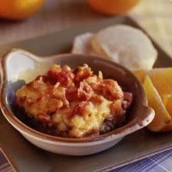 Southern Living magazine's Breakfast Casserole Recipe