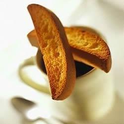 Single Bake Anise 'Biscotti' Recipe