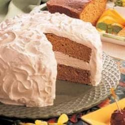 Photo of Sour Cream Spice Cake by Edna  Hoffman