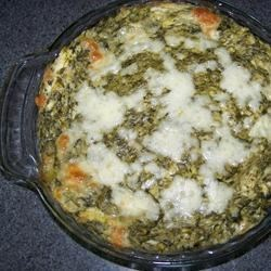 Hot Artichoke and Spinach Dip II