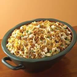 Campbell's(R) Tuna Noodle Casserole Recipe