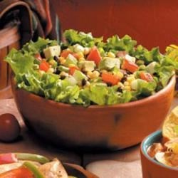 Photo of Black Bean Avocado Salad by Sue Kauffman