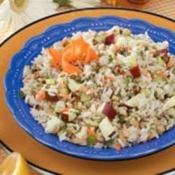 Photo of Walnut Rice Salad by Ellen  Moore