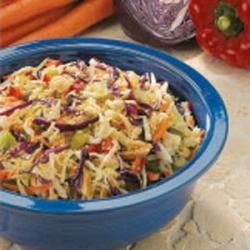 Photo of Crunchy Cabbage Salad by Linda  Miller