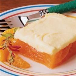 Photo of Creamy Orange Fluff by Nancy  Callis