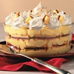 Elegant Berry Trifle
